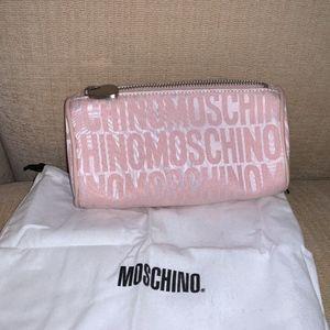 Moschino Cosmetic Case